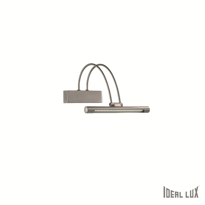 Ideal Lux BOW AP36 NICKEL max 36 x 0,07W LED / 240V 005379