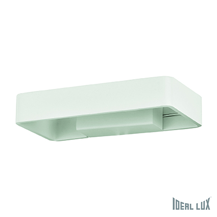 Ideal Lux ZED AP1 SQUARE BIANCO max 1 x 5W LED / 240V 115191